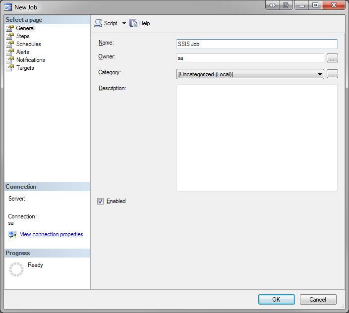 Scheduling an SSIS Package in SQL Server 2008   WebDev Designs